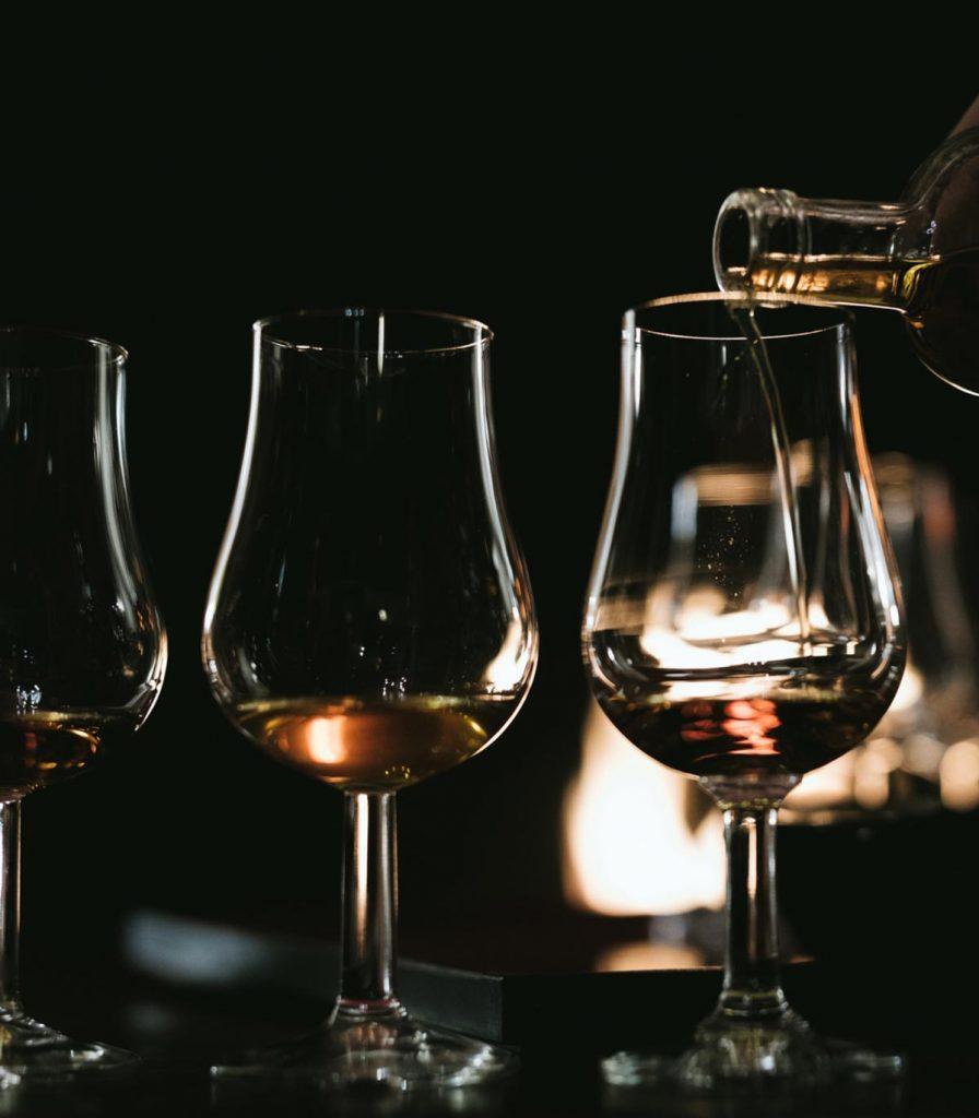 Rancio Cognac tasting