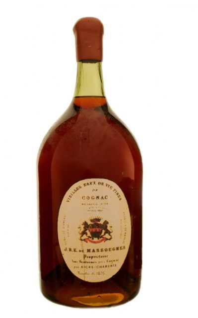 An old bottle of Cognac