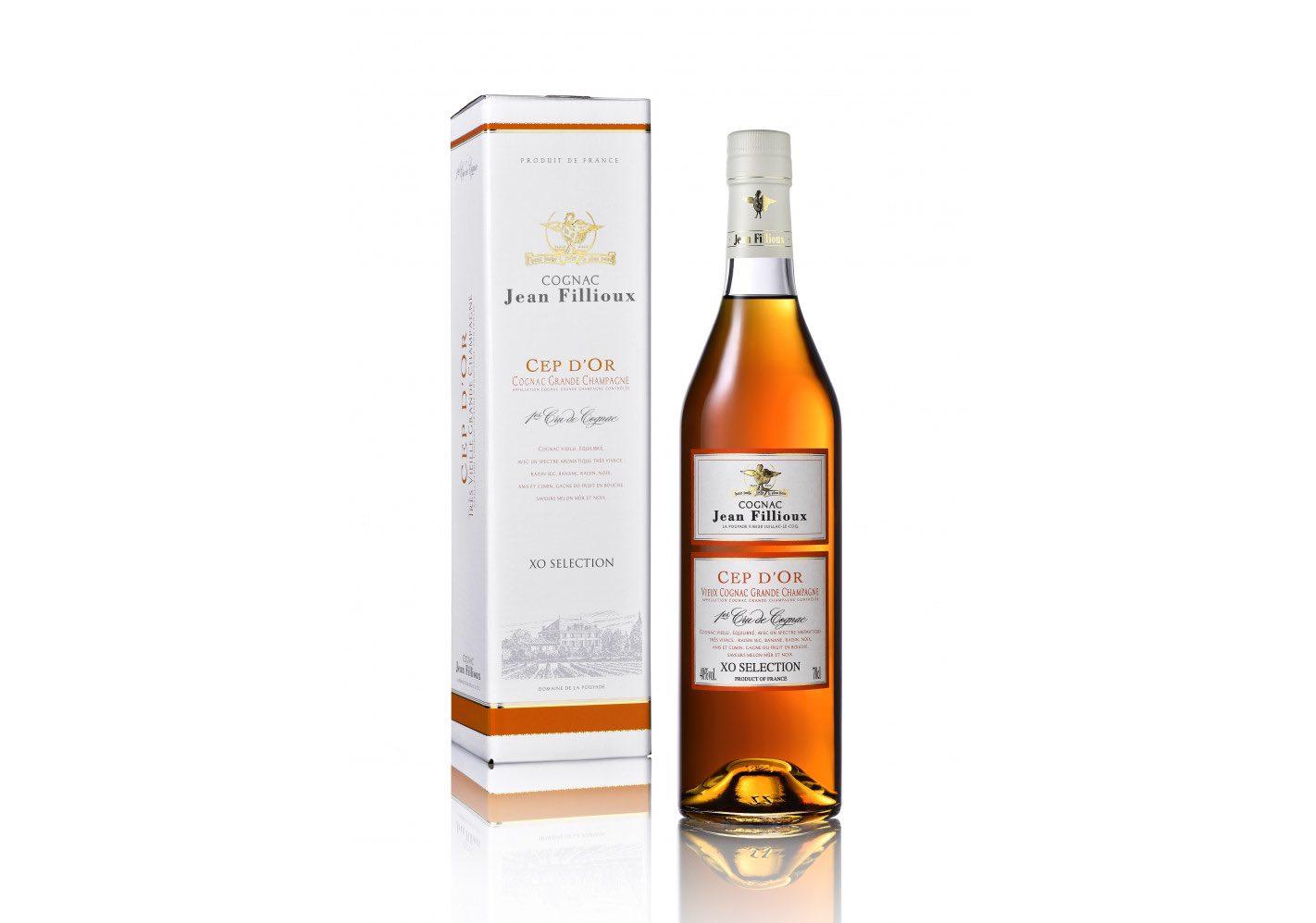 Jean Fillioux CEP D'OR Gold Cognac