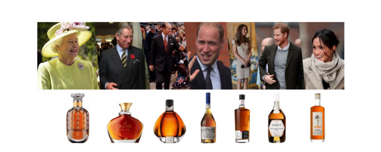 Seen The Crown? Now Enjoy the Cognacs