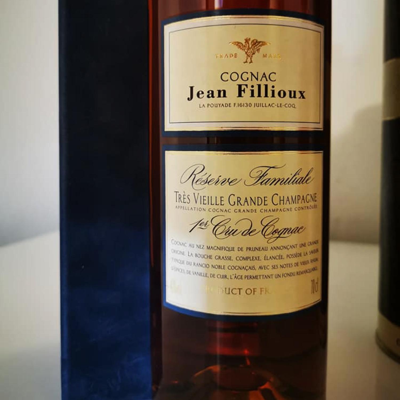 Jean Fillioux Très Vielle Grande Champagne