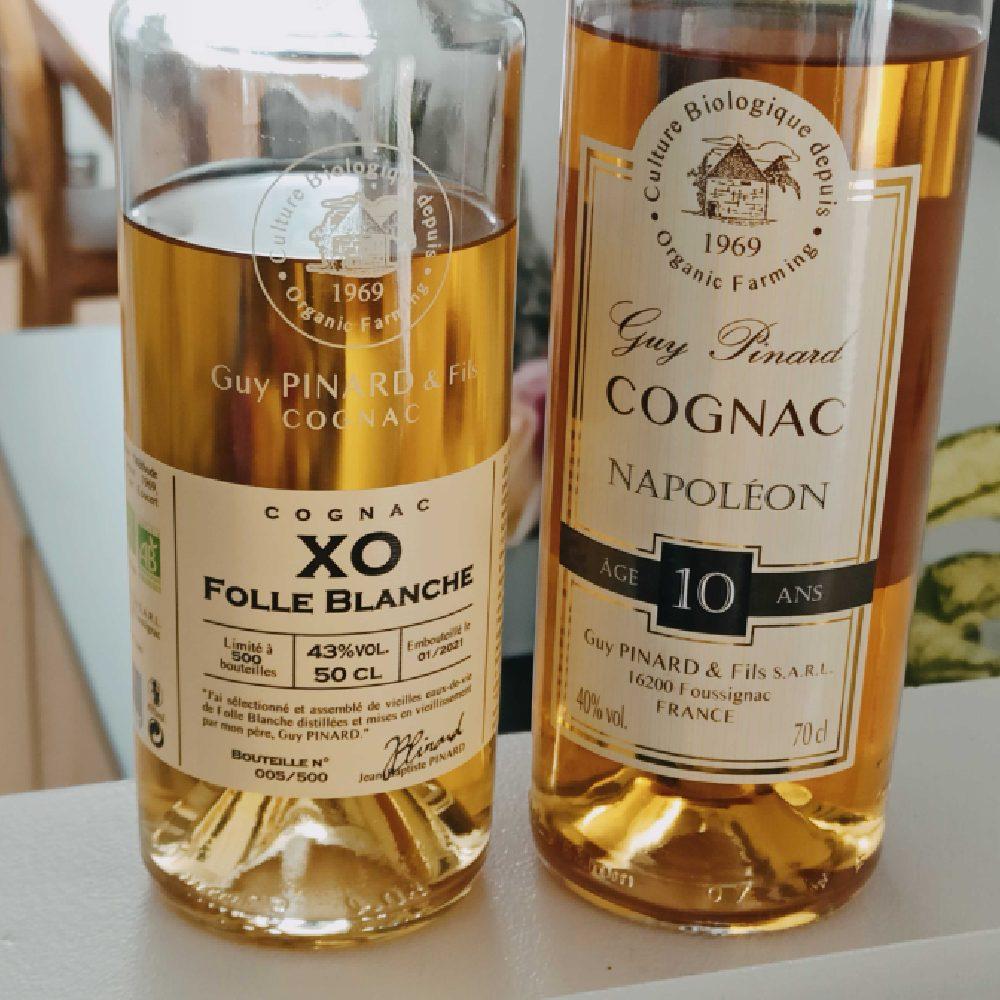 Guy Pinard XO Folle Blanche and Napoleon