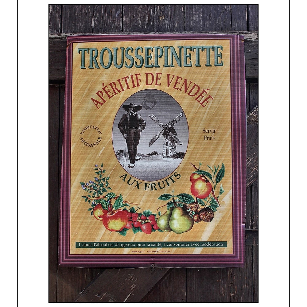Troussepinette aux fruits