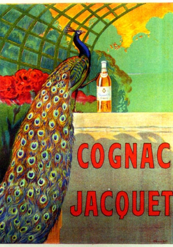 Cognac Jacquet Ad