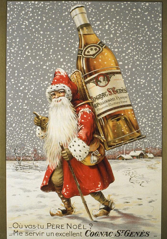 Cognac St Genes ad