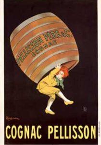 Cognac Pellison ad