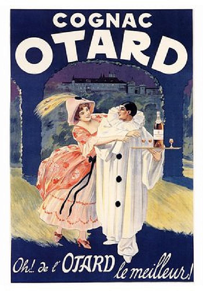 Cognac Otard ad