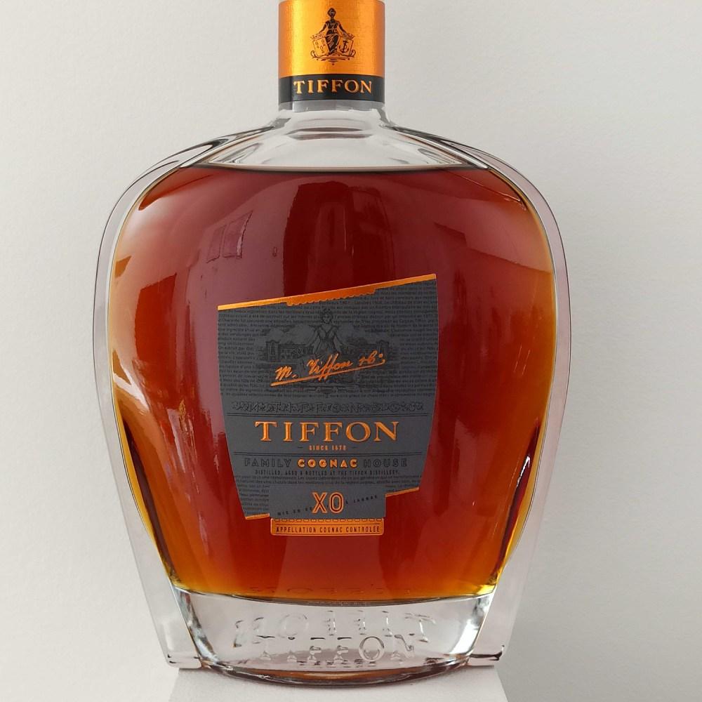 A full bottle of Tiffon XO