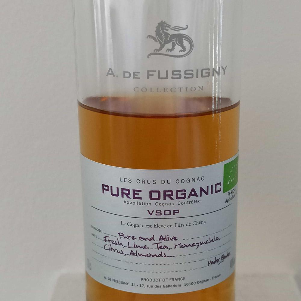 A. de Fussigny Pure Organic VSOP