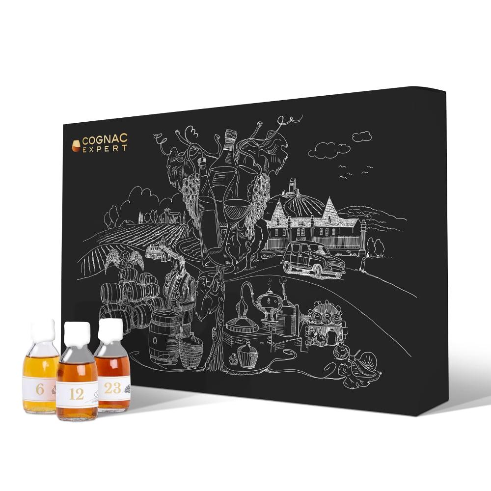 2021 Cognac Calendar Photoshoot
