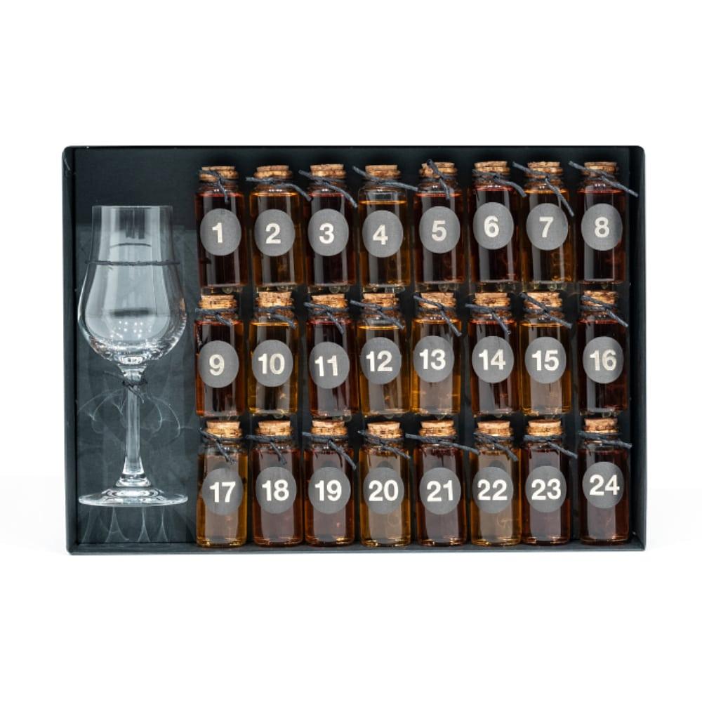 2019 Cognac Calendar open box prototype