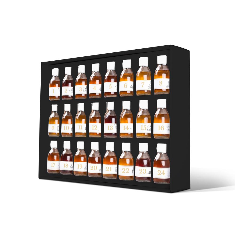 A Short Tale of 3 Cognac Calendars