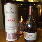 Rémy Martin 1738 Accord Royal launches in Europe