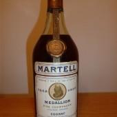 J&F Martell VSOP: Medallion Fine Champagne Liqueur Brandy Cognac
